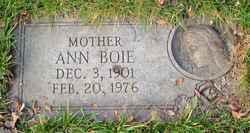 Ann <i>Besch</i> Boie