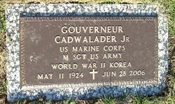 Gouverneur Cadwalader, Jr