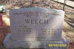 Jessie T Welch