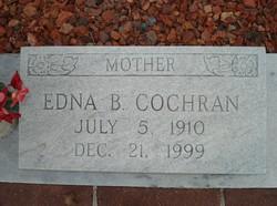 Edna Odessa <i>Brooks</i> Cochran