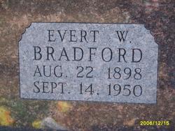 Evert William Bradford