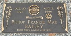 Frankie Mae Bailey