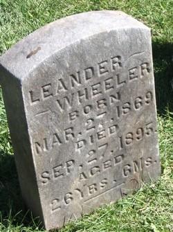 Leander Wheeler