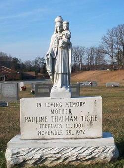 Pauline <i>Thalman</i> Tighe