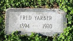 Fred Yarber
