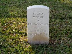 Lula Ann Monroe <i>Newton</i> Blackwelder