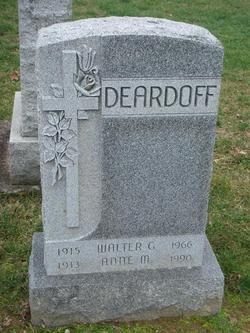 Anne M. Deardoff