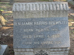 Benjamin Harris Brewster