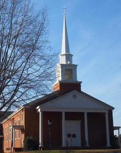 Red Lane Baptist Church Cemetery