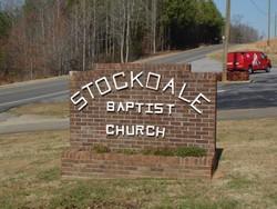 Stockdale Baptist Church Cemetery