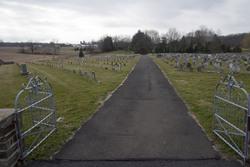 Deep Run Mennonite Church East Cemetery
