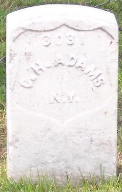 Corp Charles H. Adams