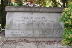 Henry Mayer Goldfogle