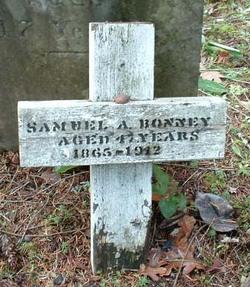 Samuel Alonson Bonney