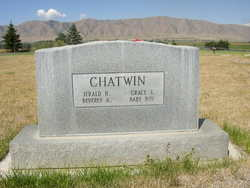 Grace <i>Houghton</i> Chatwin