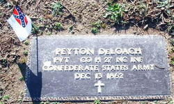 Pvt Peyton DeLoach