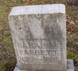 Sarah M <i>Fonda</i> Fassett
