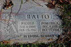 Nicolo Ratto