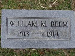 William M Beem