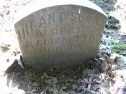 Infant Son Hodson