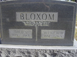 Obed A. Bloxom