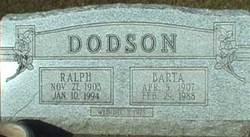 Ralph Sharp Dodson