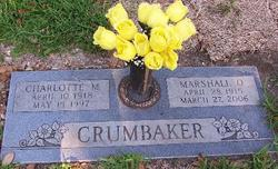 Charlotte Maude <i>Selders</i> Crumbaker
