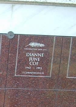 Dianne June Coe