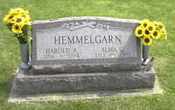 Alma Catherine <i>Kremer</i> Hemmelgarn