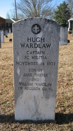 Hugh Wardlaw