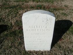 Alfred L Robertson