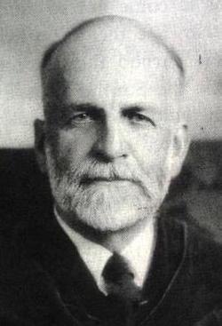 Dr Robert Emory Blackwell