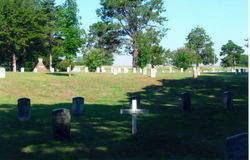 Beef Creek Apache Cemetery