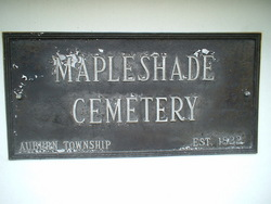 Maple Shade Cemetery