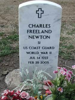 Charles Freeland Newton