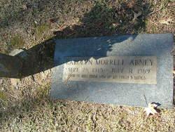Carolyn <i>Morrell</i> Abney