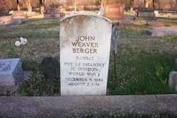 John Weaver Berger