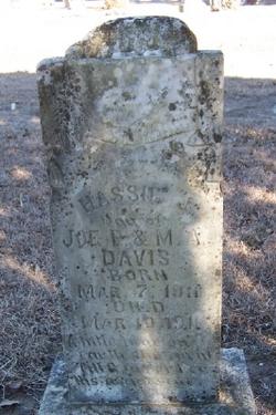Hassie J. Davis