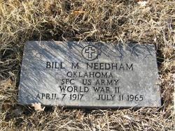 Bill Mildon Needham