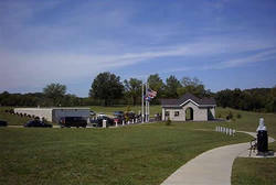 Missouri Veterans Cemetery at Springfield