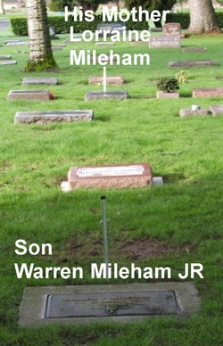 Corp Warren F Mileham, Jr