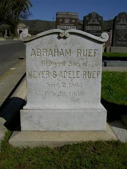 Abraham Ruef