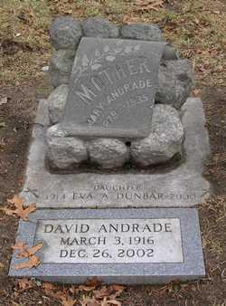 Eva <i>Andrade</i> Dunbar