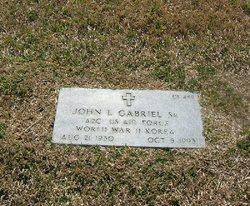 John Lee Gabriel, Sr