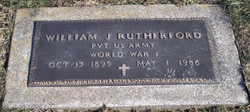 William Jerome Rutherford