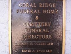 Coral Ridge Cemetery