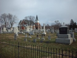 Big Spring Presbyterian Church Cemetery