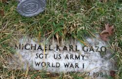 Michael Karl Gazo