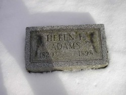 Helen M. <i>Easton</i> Adams
