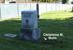 Christenia Marie <i>Baxter</i> Butts